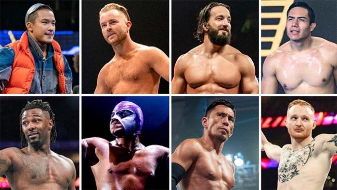 NXT Cruiserweight Championship tournament