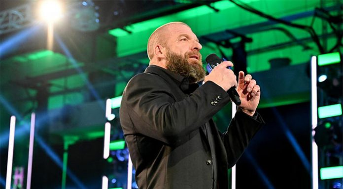 Triple H on WrestleMania