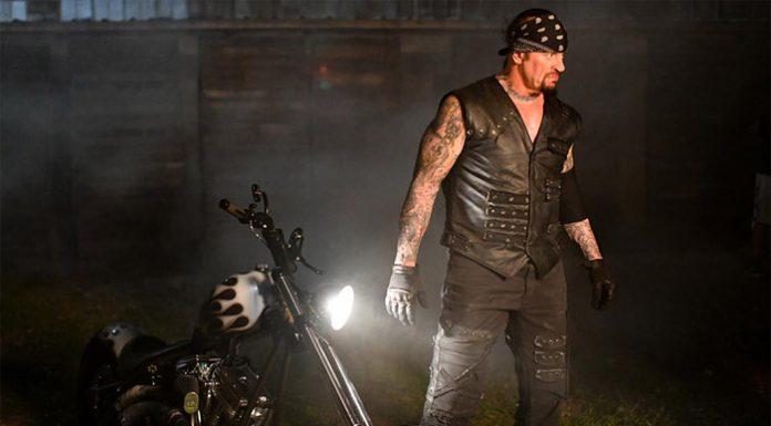 Undertaker is ALL IN