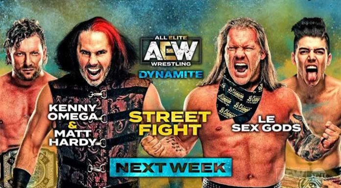 Matches set for Double or Nothing and Dynamite