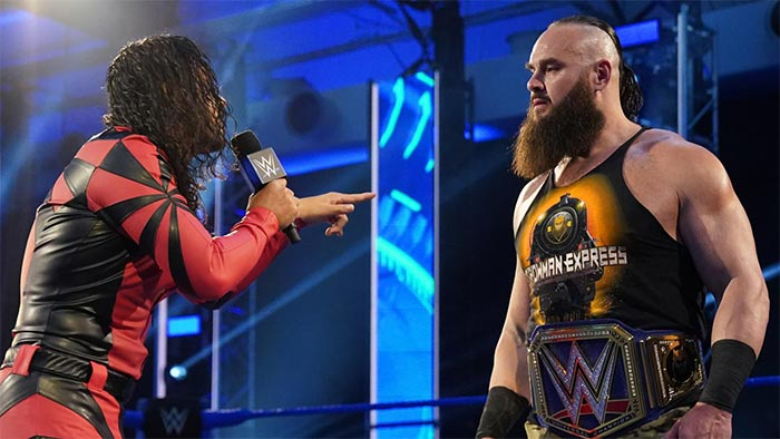 Updated SmackDown Ratings