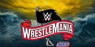WrestleMania 36 Night One Results