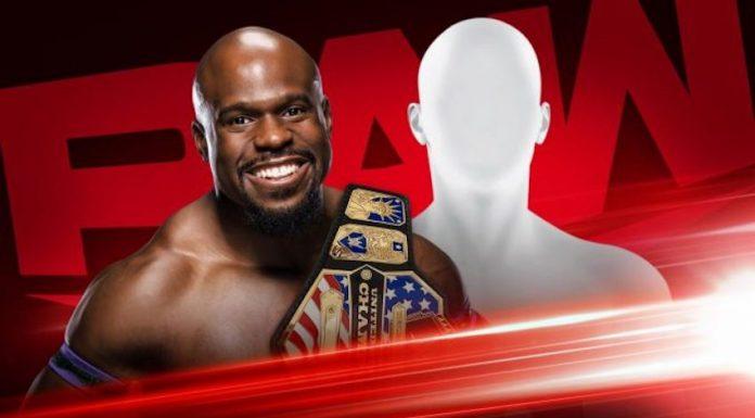 Apollo Crews to defend his US Title next week on Raw