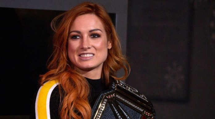 WWE Shop releases new Becky Lynch Pregnancy T-Shirt