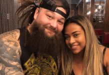 Bray Wyatt announces second child