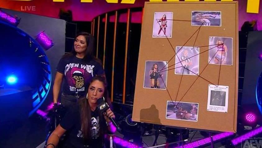 Britt Baker gives injury update on AEW Dynamite