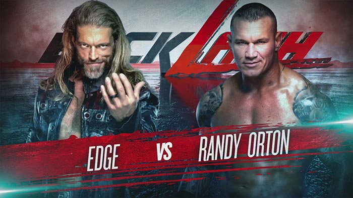 New Backlash match announced