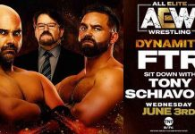 FTR to do sit-down interview on next week's AEW Dynamite