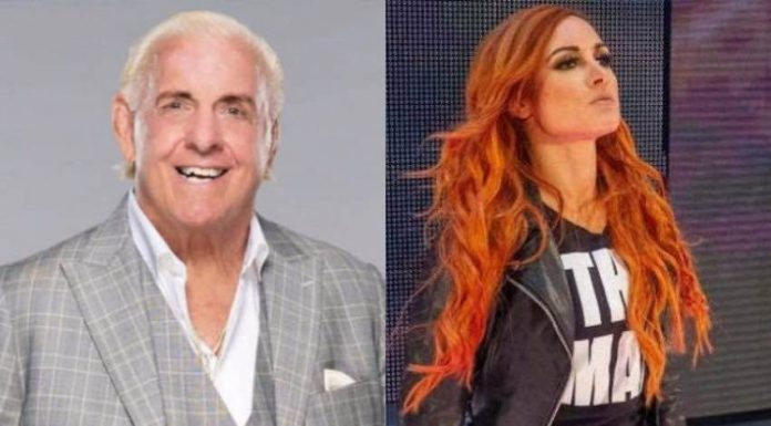 "Ric Flair and WWE come to terms on ""The Man"" trademarks"