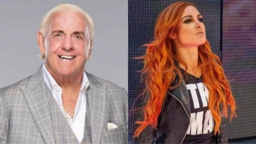 """Ric Flair and WWE come to terms on """"The Man"""" trademarks"""
