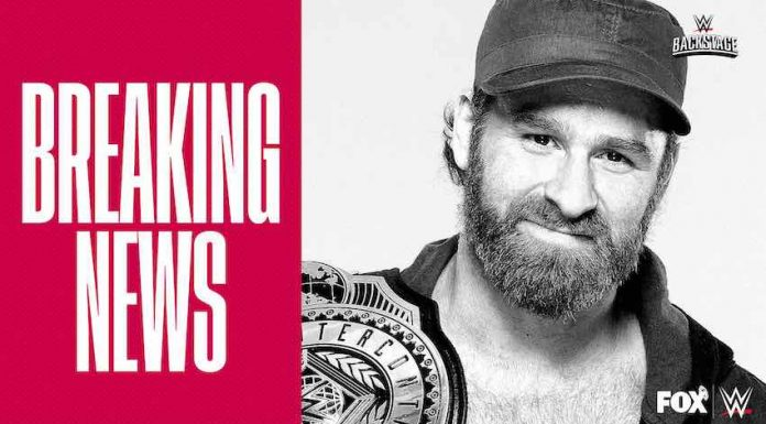 WWE Intercontinental Title declared vacant
