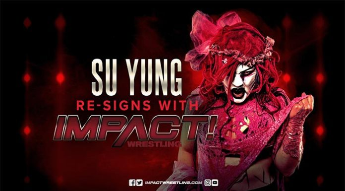 Su Yung and Crazzy Steve sign with IMPACT