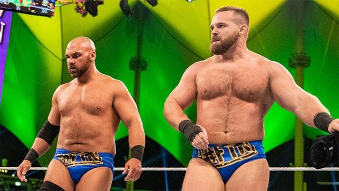 The Revolt talk about WWE
