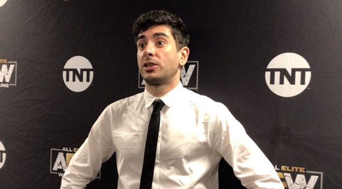 Tony Khan confirms negative COVID-19 test results ahead of tonight's Dynamite