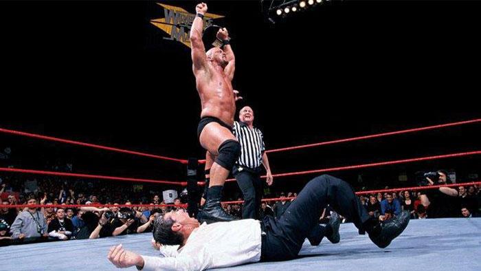 WWF WrestleMania 15 Results