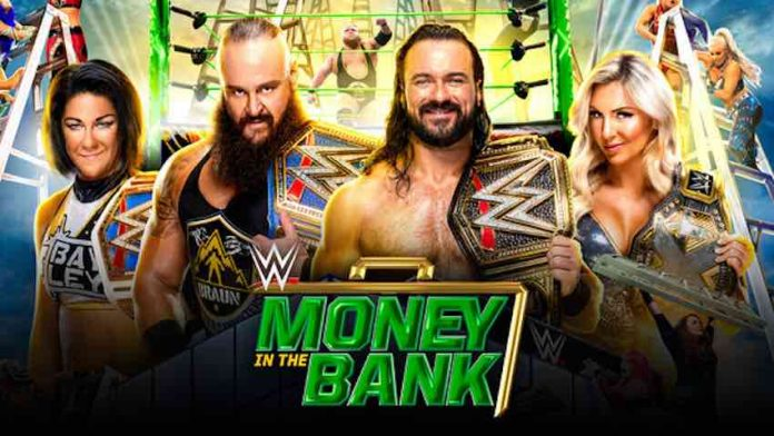 WWE announces two new matches for Money in the Bank