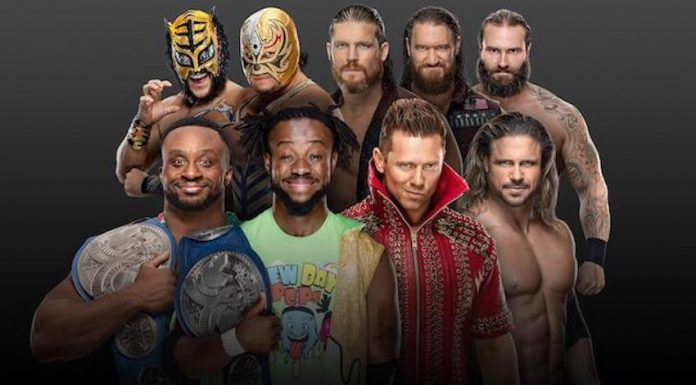 SmackDown Tag Team Title Match Fatal 4-Way Match added to Money in the Bank