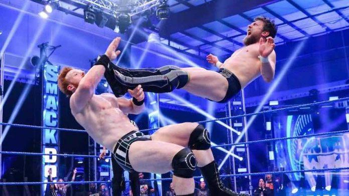 WWE SmackDown Ratings May 29