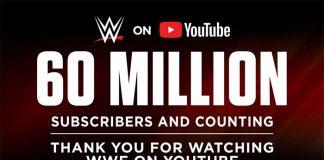WWE's YouTube channel