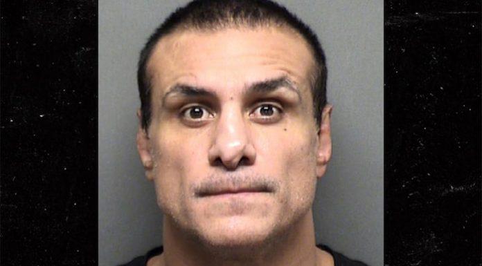 Alberto Del Rio arrested