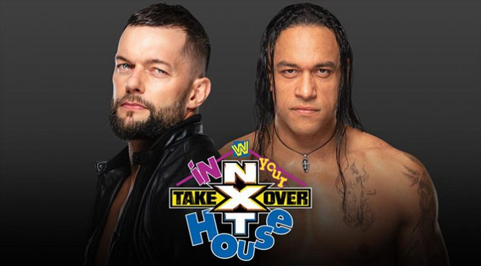 New TakeOver match