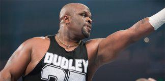 D-Von Dudley retires