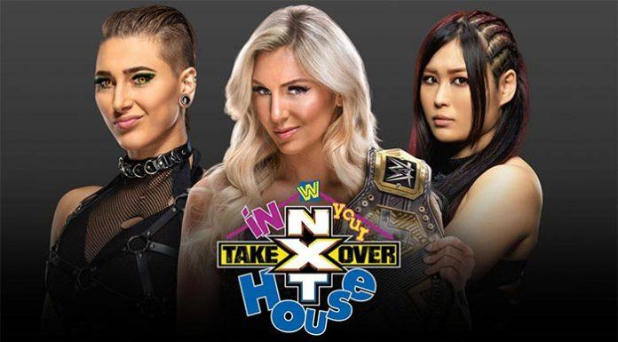 NXT Women's Title Triple Threat