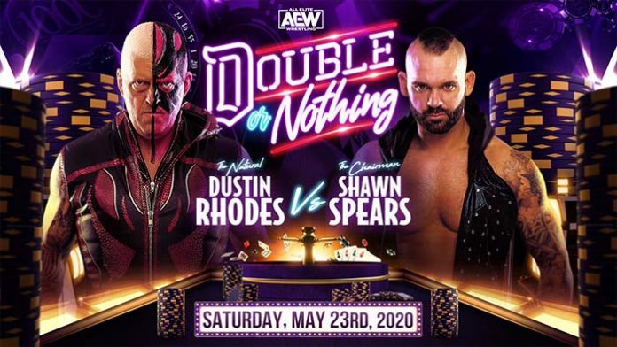 Rhodes vs. Spears at Double or Nothing