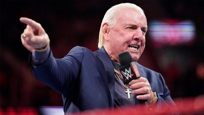 Ric Flair re-signs with WWE