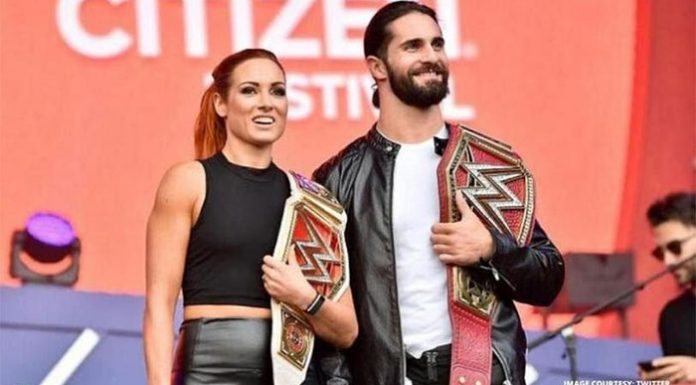 Seth Rollins comments on Becky Lynch