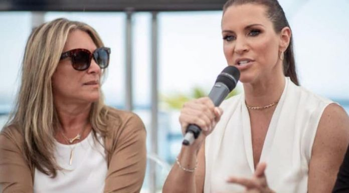 Stephanie McMahon announced for online Virtual Equality Series