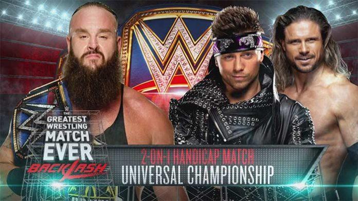 WWE Championship at Backlash