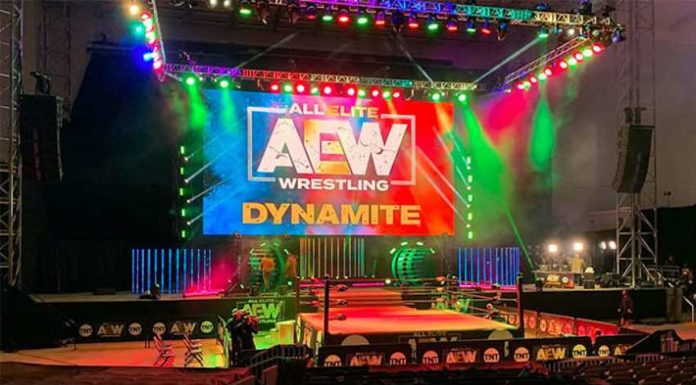 AEW again postpones Dynamite in Newark, NJ
