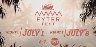 AEW announces full card for both nights of Fyter Fest