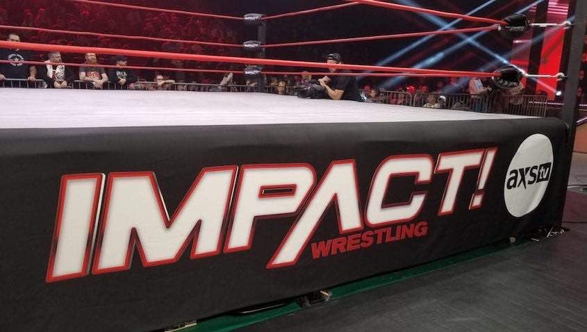 IMPACT issues statement on allegations against their talent