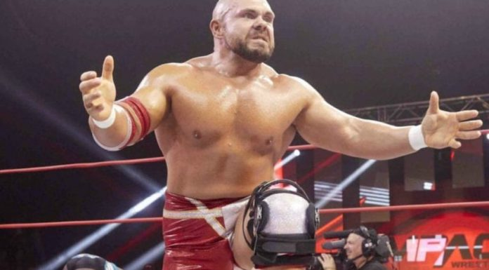 Michael Elgin will not be appearing for IMPACT Wrestling