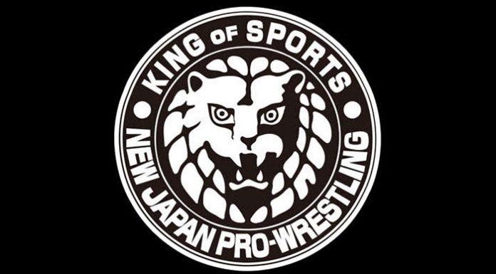 NJPW guidelines