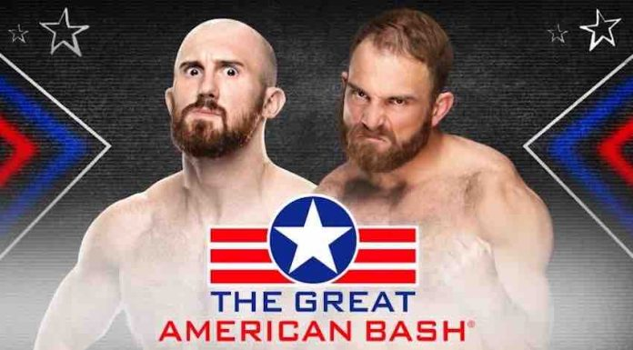 Oney Lorcan vs. Timothy Thatcher added to NXT Great American Bash