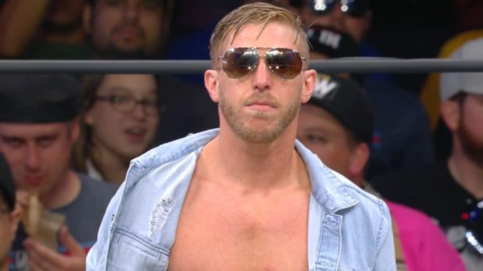 Update on Orange Cassidy's ear, former NXT talent at last night's Dynamite