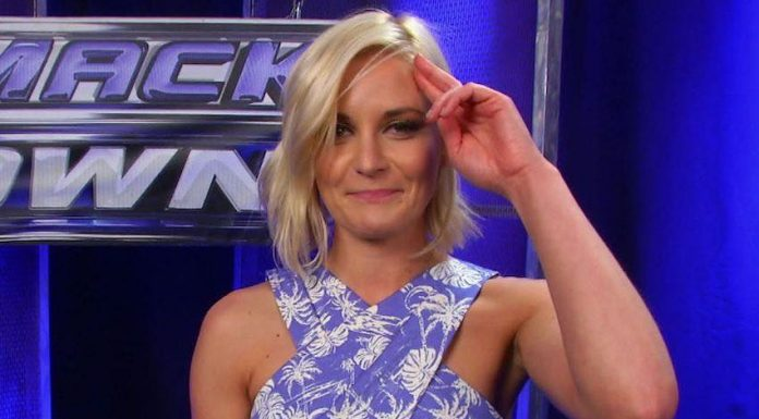 Renee Young reveals she has tested positive for COVID-19