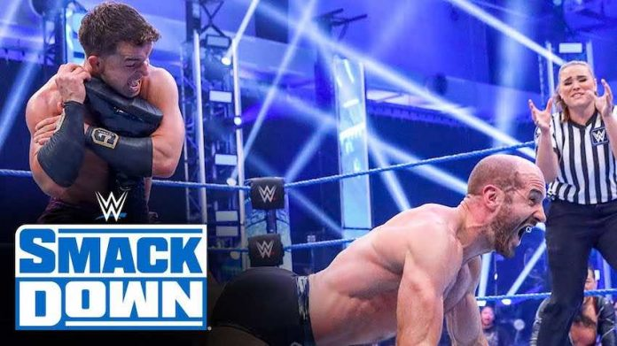 SmackDown Updated Ratings: May 29, 2020