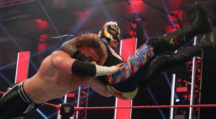 WWE Raw Ratings: June 1, 2020