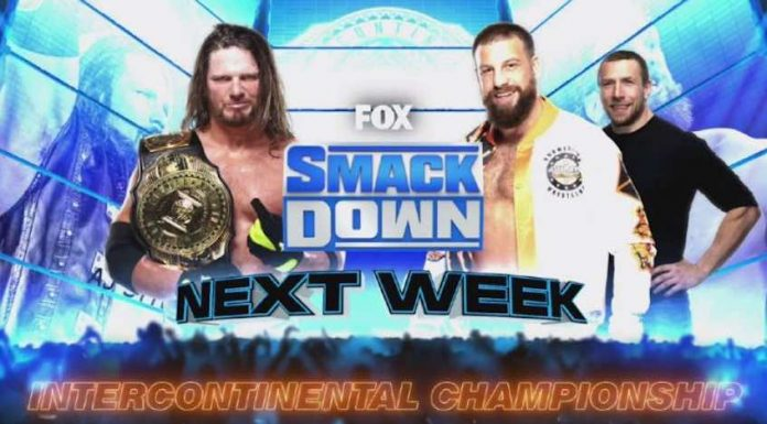 Championship match and segment announced for SmackDown June 24