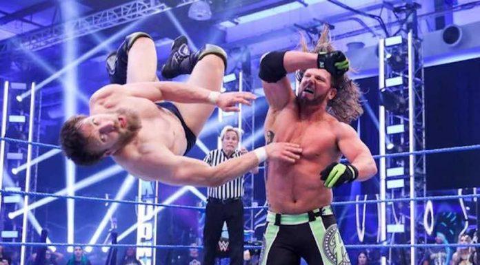 SmackDown Ratings: June 12, 2020