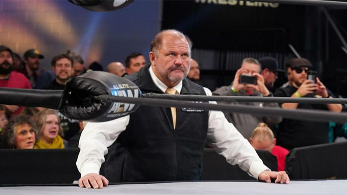 Arn Anderson signs new AEW deal