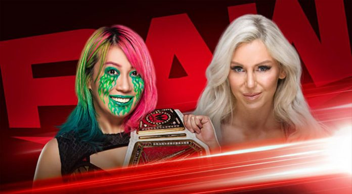 New match for Raw