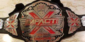 Impact X Division Championship