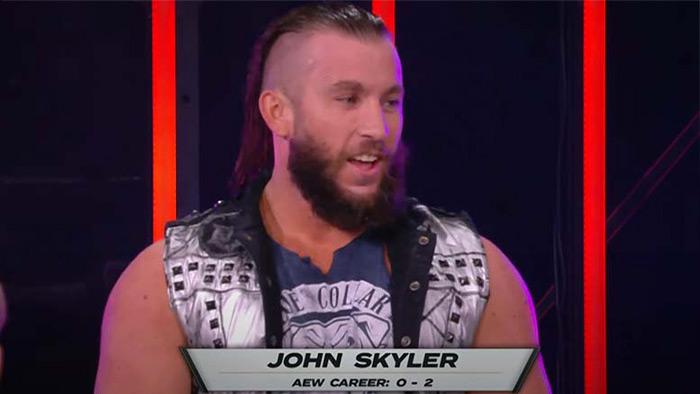 John Skyler injured