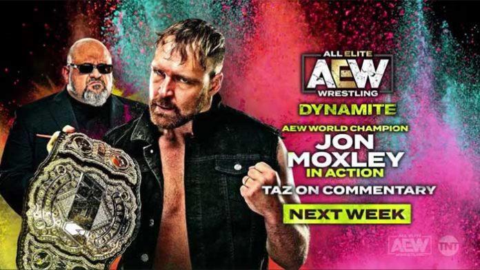 Jon Moxley returns to Dynamite