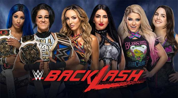 New match for Backlash